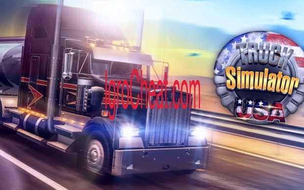 Truck Simulator USA Взлом