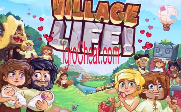 village life mod apk 241