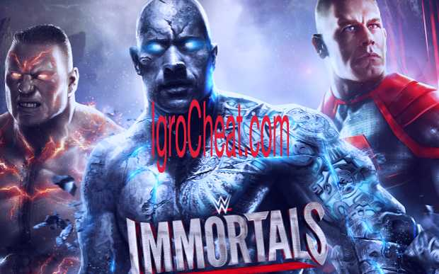 WWE Immortals Читы