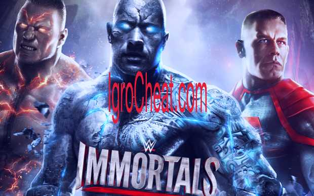 WWE Immortals Взлом