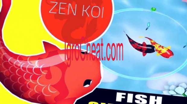 Zen Koi Взлом